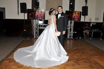 La boda de Rubén y Mary…un amor a primera vista