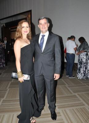 Sergio y Yanira de Bendaña