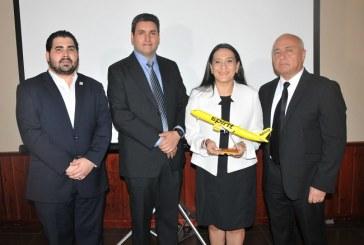 Spirit Airlines ofrecerá nueva ruta de San Pedro Sula a Orlando a partir de octubre