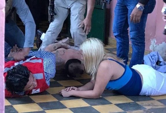 Capturan supuestos líderes de la pandilla 18 que residían en la Colonia Trejo de San Pedro Sula