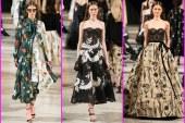Desfile de Oscar de la Renta Otoño-invierno en Nueva York Fashion Week