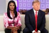 """Donald Trump es cuestionado porque llamó """"perra, loca y llorona"""" a su ex asistente Omarosa Manigault"""