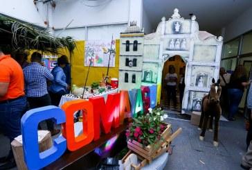 """En un ambiente patriótico festejan """"Día de tu identidad"""" en la Municipalidad de San Pedro Sula"""