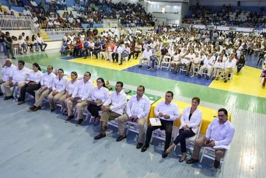 En Cabildo Abierto: Estamos comprometidos en seguir apoyando la educación segura Calidonio