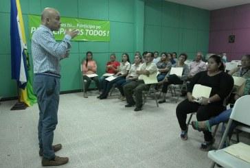 Con el apoyo de Acnur: Capacita promotores sociales en tema de desplazamiento forzoso