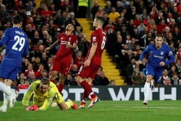 El Chelsea se impone sobre Liverpool por la Carabao Cup