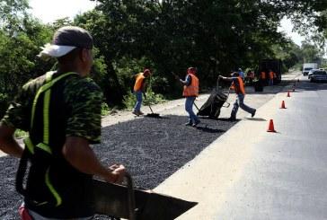 Construyen solución vial en el lado sur del bordo Río Blanco de San Pedro Sula