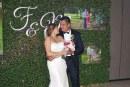 El gran día de Fernando y Stephie: amor y felicidad bañados en Lovely Purple