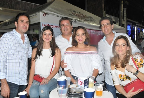 San Pedro Sula está de Moda en la Vía del Sabor 2018 ¡Éxito rotundo!