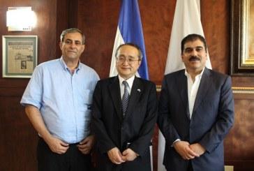 Japón desea aumentar relaciones comerciales con empresarios de Honduras