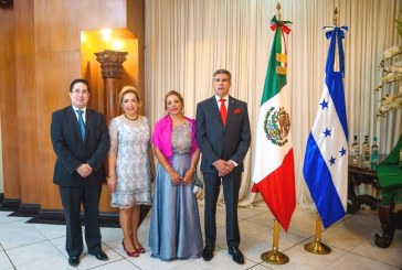 Comunidad mexicana en SPS celebró independencia
