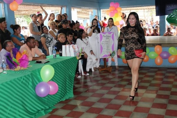 Miss PNFAS 2018: Privadas de libertad demuestran su ...