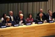 Trump pidió en la ONU la cooperación internacional para desmantelar producción de drogas