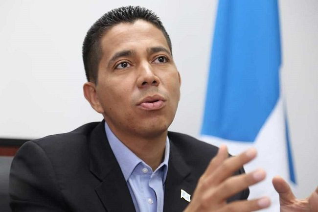 Partido Nacional reitera su respaldo a acompañamiento de la OEA en el Diálogo Nacional