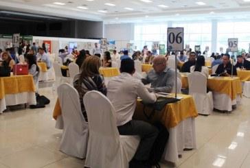 Exitosa jornada de citas de negocios para  promover inversiones