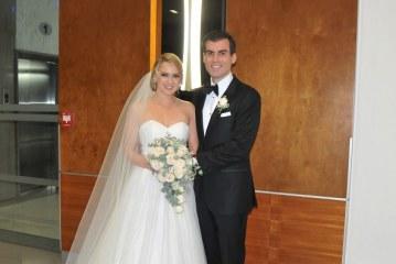 La boda de Ana Cecilia y Juan Antonio…Sin pretensiones y ¡sencillamente preciosa!