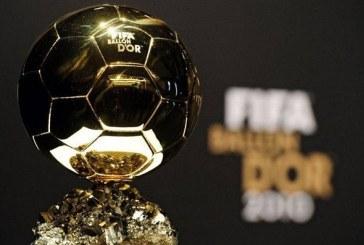Messi, Neymar, Modric y Cristiano Ronaldo, entre candidatos al Balón de Oro