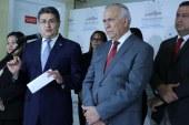 Ejecutivo entrega al CN proyecto de Ley de Apoyo Financiero a Sectores Productivos