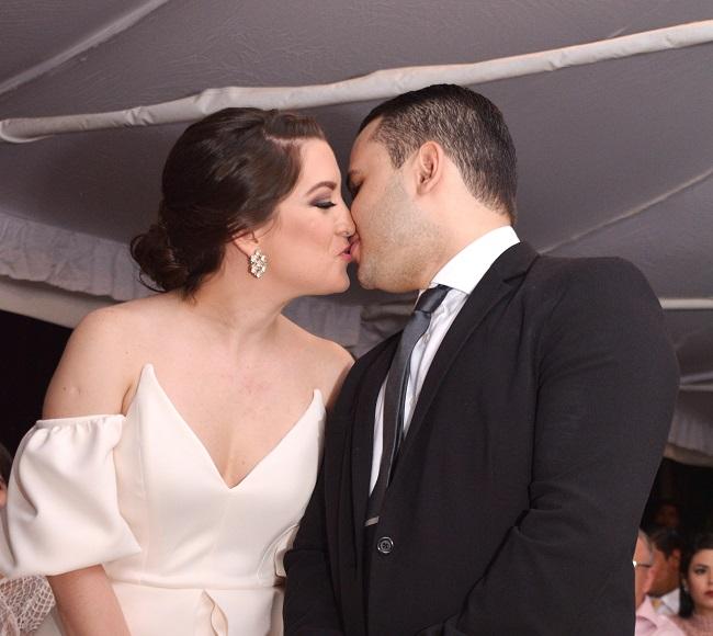 La boda de Carlos y Nora…un enlace ¡sencillamente precioso!