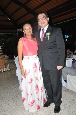 Carolina y Guillermo Sánchez