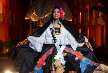 Cecila Rossell obtiene tercera posición del certamen Miss América Latina en República Dominicana
