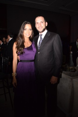 Claudia y Ariel Fonseca