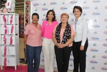 DIUNSA presenta campaña de apoyo a la Liga Contra el Cáncer