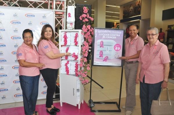 El producto con causa que DIUNSA ofrece en su campaña rosa 2018