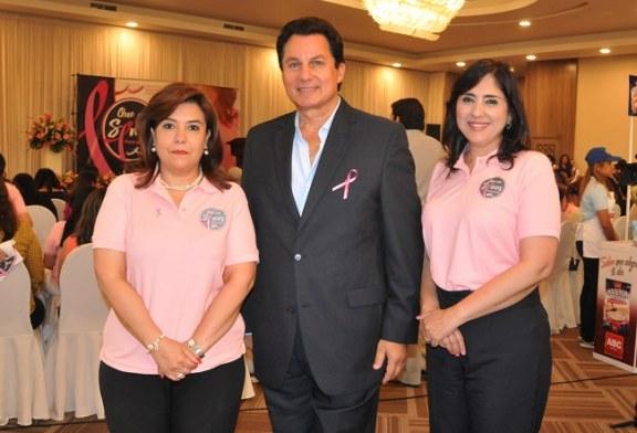 """""""Que no SENOS pase por alto"""" la campaña rosa 2018 de la AHM"""