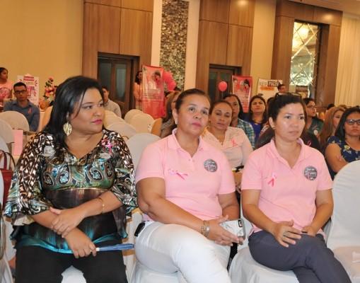 Campaña Rosa 2018 de la AHM en SPS