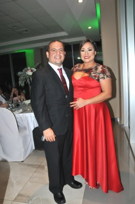 Eduardo Estévez y Nadia de Estévez