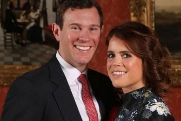 El Reino Unido se prepara para celebrar su segunda boda real del año, la princesa Eugenia y Jack Brooksbank