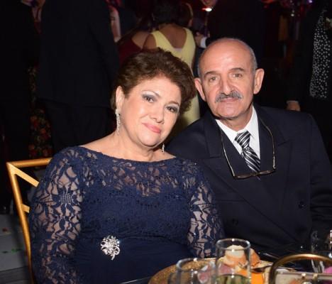 Henry y Mirian Kattán