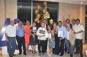 Celebran 40 aniversario de graduación