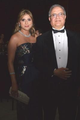 Mauricio y Vivian Kattán