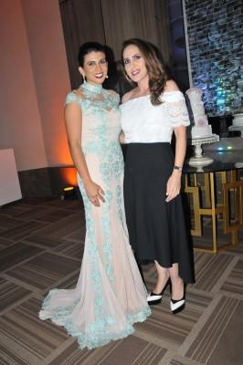 Melissa Handal y Ana Faraj