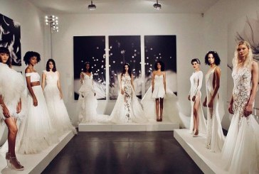 Pronovias presenta su colección en Nueva York y sorprende con una nueva línea para todo tipo de mujeres (+Fotos)