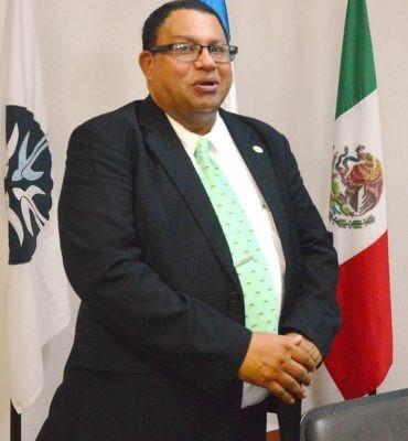 Adalid Medina Reyes, responsable del programa de doctorado de la Universidad Tecnológica de Honduras UTH.