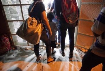 270 hondureños regresan voluntariamente vía aérea desde México