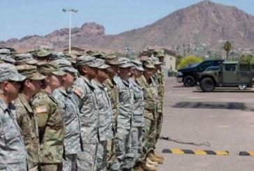 Confirma EEUU envío de 5 mil soldados a la frontera con México, ante la llegada de caravanas de migrantes