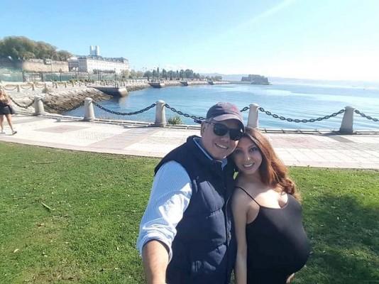 Carmen Ayala y su esposo ¡felices! por la próxima llegada de su pimogenito