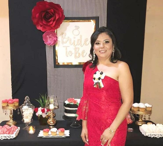 Amor y felicidad al estilo Kate Spade en el bridal shower de Cindy Granados