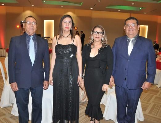Coronel Margarito Amaya, Elsa Bueso, Argentina de López e Ingvar López