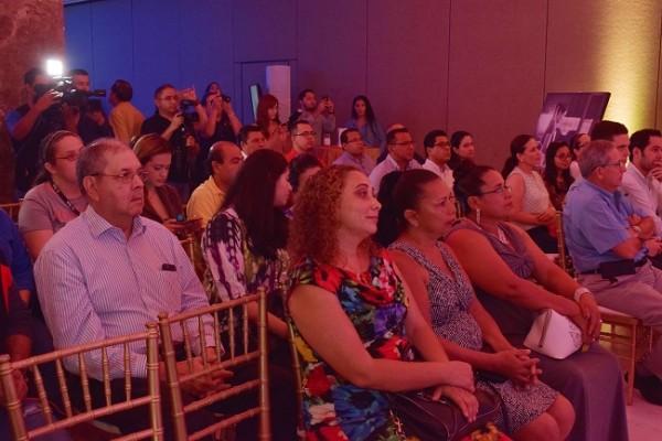 invitados al lanzamiento de la nueva campaña de Harina El Gallo