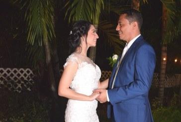La boda de Daniel y Ailin….sencillamente ¡perfecta!