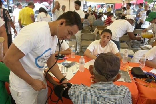 Conmemoran Día Mundial de la Diabetes con jornada de prevención en San Pedro Sula