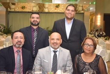 Elegante celebración del Colegio Médico de Honduras
