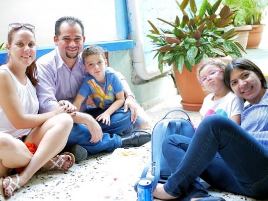 Family Day Escuela Episcopal El Buen Pastor.