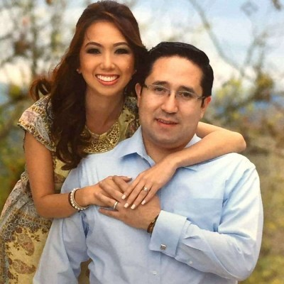 Felicitaciones a José Melo que celebró su cumple junto a su bella esposa María José