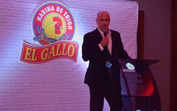 Jannio Perelló, Director Comercial de Molino Harinero Sula